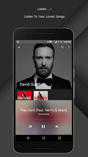 Bass Music Player: Free Music App on Google play 1.6 screenshots 2