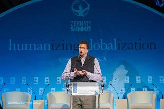 Photo: Keynote AddressInspiring Leadership and Innovative EntrepreneurshipCarlo D'Asaro Biondo, President Europe, Middle East & Africa, Google (IT)
