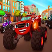 Unduh Blaze Racing Car Adventure Gratis
