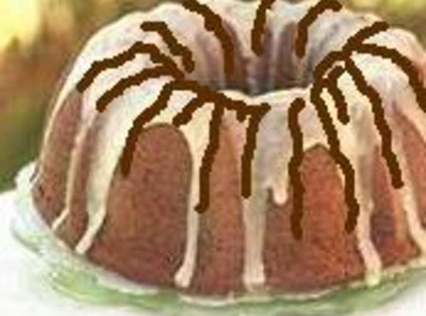 White Chocolate Pound Cake Recipe