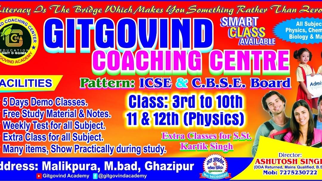 Gitgovind Academy - Best Coaching Center in Mohammdabad