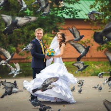 Photographe de mariage Aleksey Shirokikh (Shirokikh). Photo du 20.12.2014