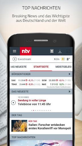 ntv Nachrichten 6.2.0.3 screenshots 2