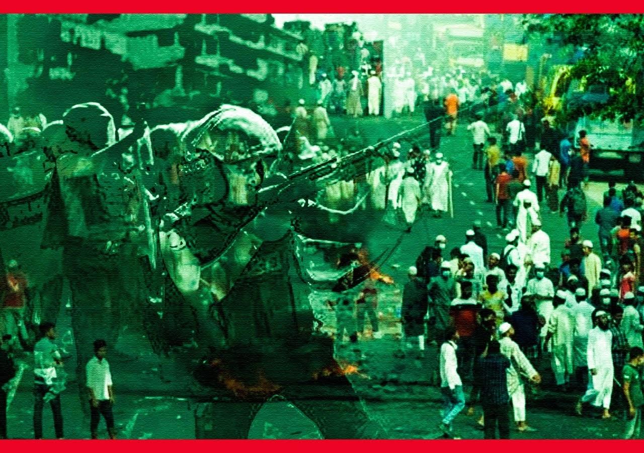 Bangladesh: Widespread Violence over Modi's Visit, Hindu Temple Vandalised.