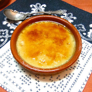 Almond Milk Custard Recipes.
