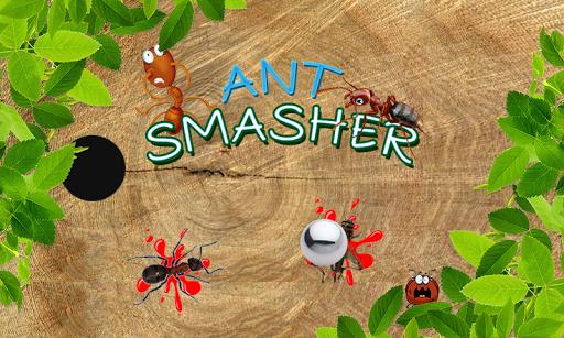 Balance 2D-Ant Smasher