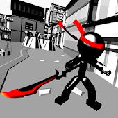 Stickman Ninja Fighting