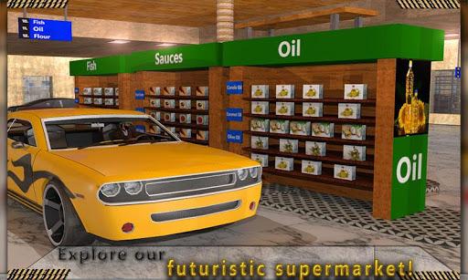 Supermarket: Car Drive Thru|玩模擬App免費|玩APPs