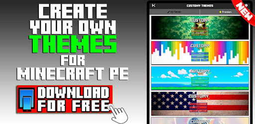 Customy Themes for Minecraft PE - Apps on Google Play