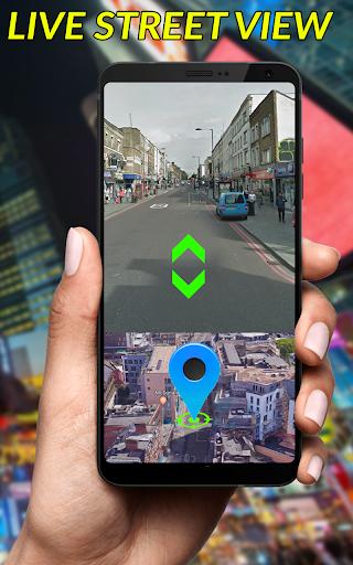 GPS Satellite Maps Direction & Navigation 1.0 screenshots 1