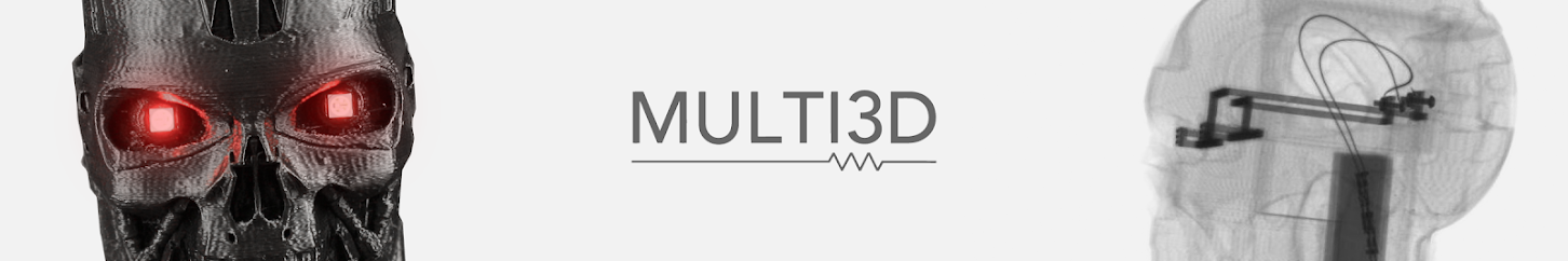 Multi3D Electrifi Conductive Filament