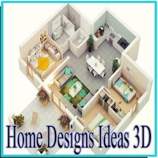 Domácí vzory Nápady 3D - náhled