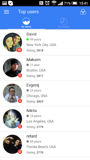 InDating - new dating 1.9.8 screenshots 4