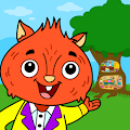 Animal Town - My Squirrel Home for Kids & Toddlers APK
