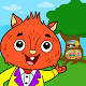 Animal Town - My Squirrel Home for Kids & Toddlers (game)