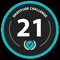 21 Day Gratitude Challenge icon