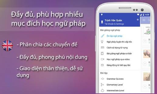 Ngu phap tieng anh (Ngữ pháp) - náhled