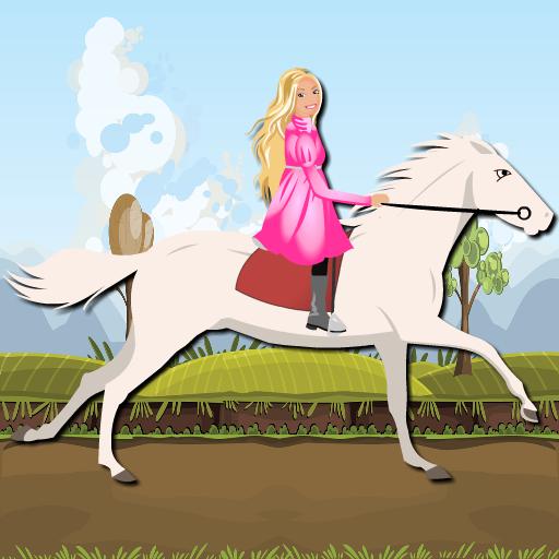 公主騎白馬 街機 LOGO-玩APPs