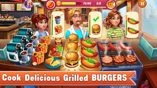 Chef City : Kitchen Restaurant Cooking Game 2.3 screenshots 19