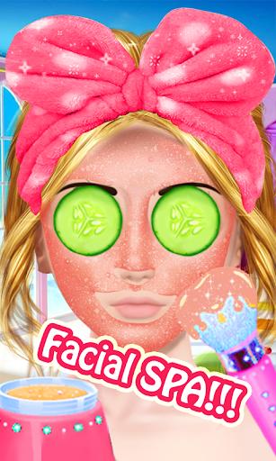 Cute Girl Makeup Salon Games: Fashion Makeover Spa 1.0.0 Screenshots 6