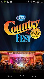 Country Fest 2015 - screenshot thumbnail