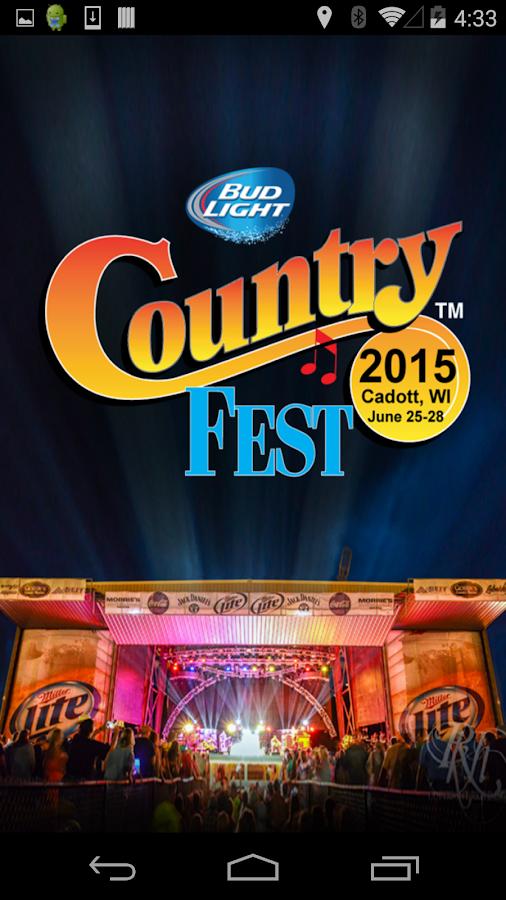 Country Fest 2015 - screenshot