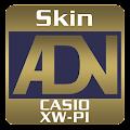 SKIN CASIO XW-P1 FOR ORG 2019