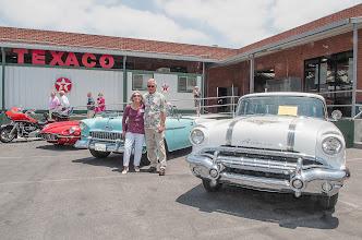 Photo: Nancy & Dick Croxall & their 3 beauties