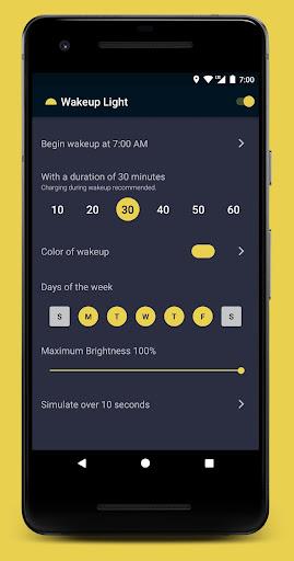 Wakeup Light v1.0.6 [Pro]
