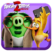 Angry Birds 2 bad piggies Themes && Live Wallpapers