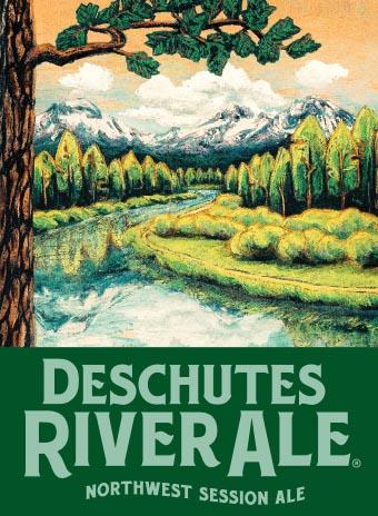 Logo of Deschutes River Ale