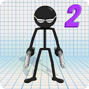 Gun Fu: Stickman 2 icon