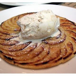 French Apple Dessert
