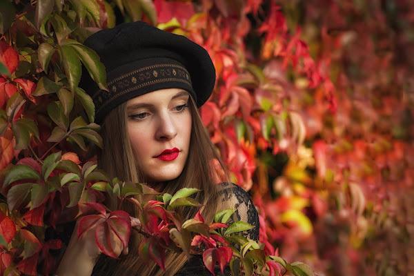 Caldi colori autunnali di Delia-B