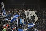 ? Kippenvel: meegereisde Club-fans zwaaien hun spelers op Old Trafford uit met prachtige gezangen