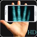 X Ray Scanner Human Joke icon