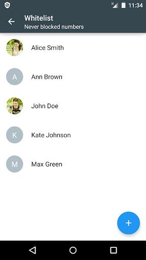 Calls Blacklist PRO - Call Blocker screenshot 6