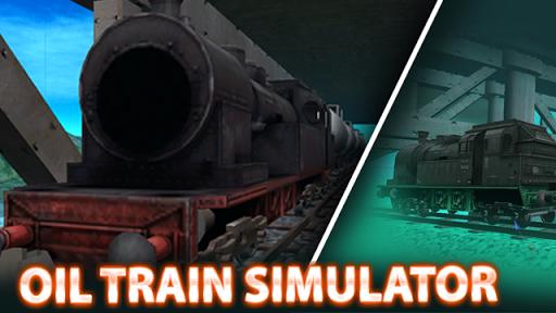 Oil Train Simulator - Driver