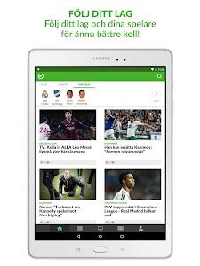 Fotbollskanalen screenshot 7