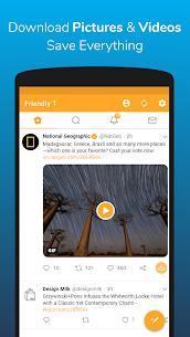 Friendly For Twitter Premium MOD APK 3