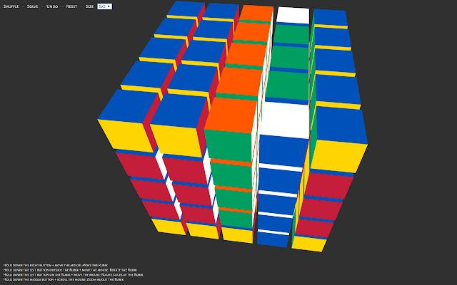 Rubik Game