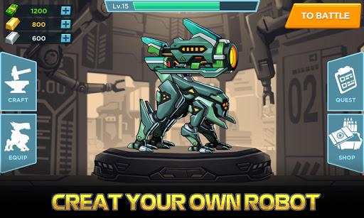 Robot Vs Zombies 2 40.0.20181204 screenshots 1