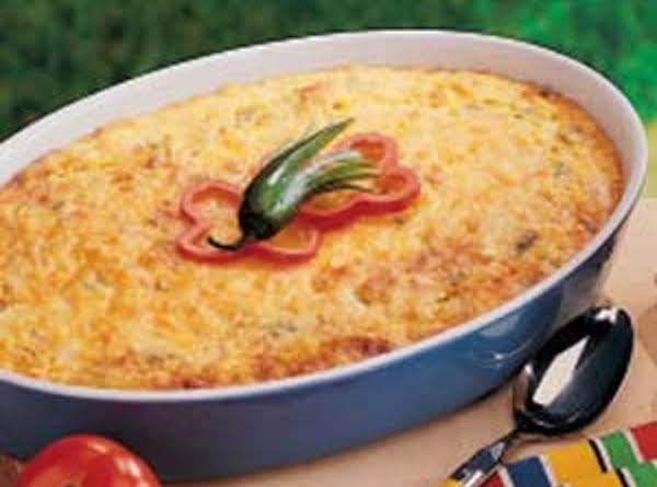 Corn Bread Casserole Recipe
