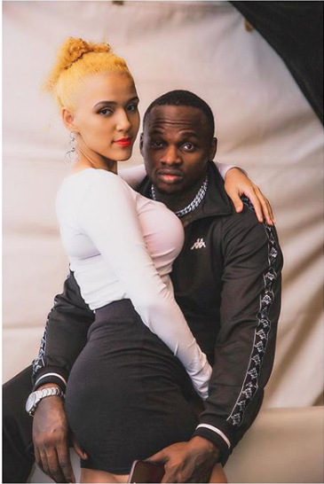 Meet Khaligraph's gorgeous mother in law