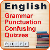 English Grammar Rule Handbooks