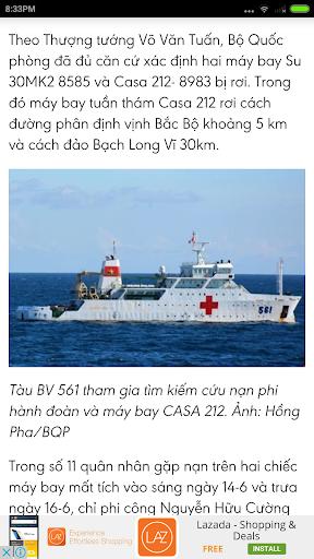 Tin Bao Moi - Tin Tuc 24h|玩新聞App免費|玩APPs
