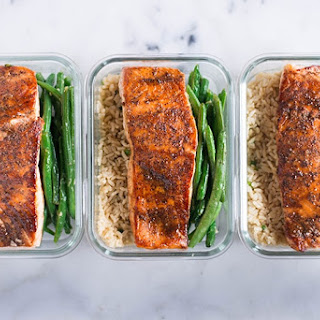 How To Meal Prep Salmon.