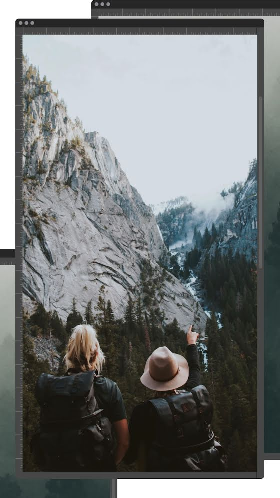 Lookout Window - Facebook Story Template