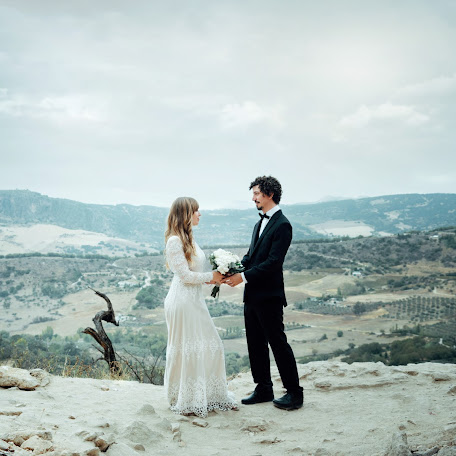 Fotógrafo de bodas Maksim Mikhaylov (Maksym81). Foto del 20.10.2017