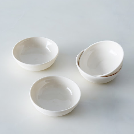 Porcelain Prep Bowls (Set of 4)